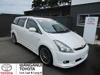 2004 Toyota Wish 6 Seater Automatic