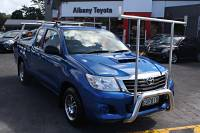 2013 Toyota Hilux 2WD 3.0TD E/C 5M ~ALLOYS, RACKS~9.95% p.a* Finance offer