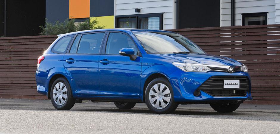 Toyota Station Wagon >> Corolla Cvt Wagon Makes 14 Percent Fuel Savings Toyota Nz