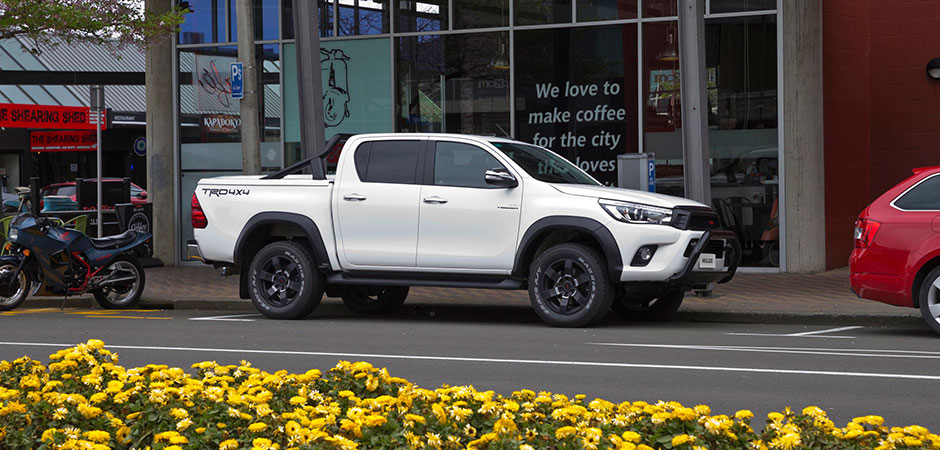 hard lid   a new zealand first and exclusive to the trd toyota