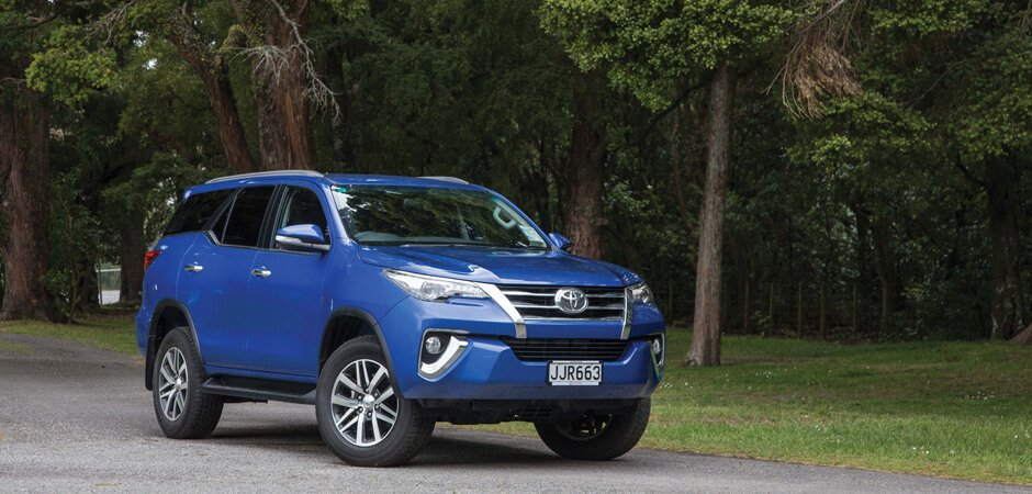 Fortuner Delivers On Purpose Built Capability And Design
