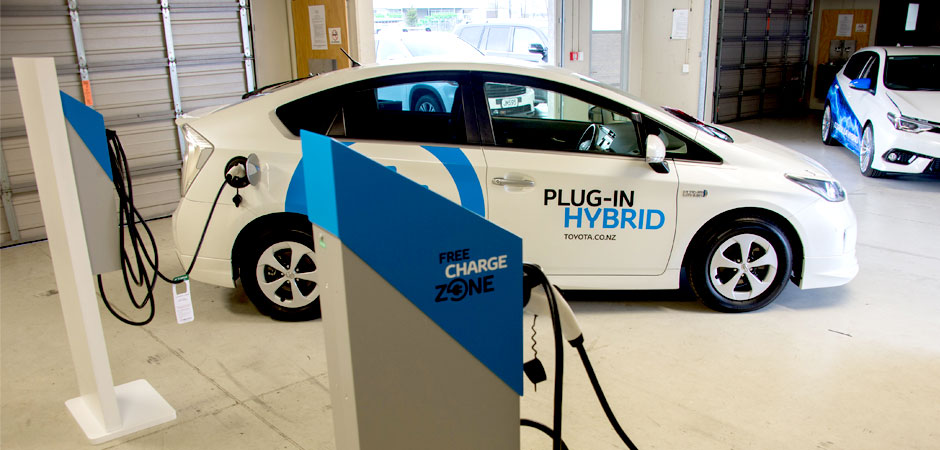 Toyota Introduces Plug In Specialists Across The Country