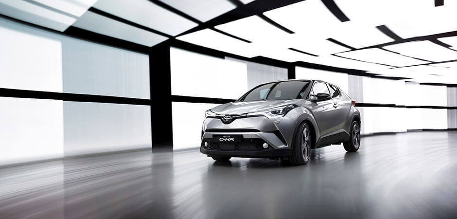 Toyota C-HR- Believe article June 2016