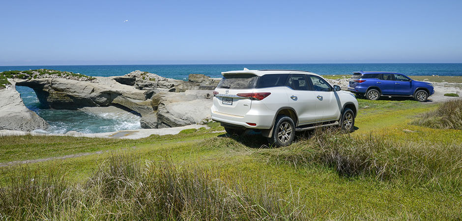 Toyota Fortuner - Believe article June 2016
