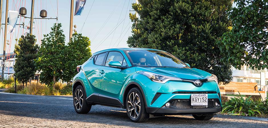 Daring C Hr To Shake Up Compact Suv Market Toyota Nz