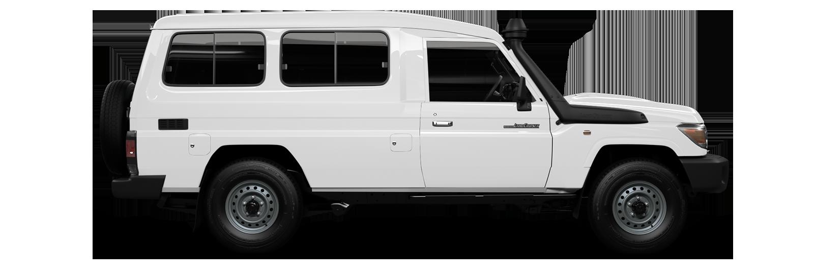 Toyota Land Cruiser 70 >> Toyota Land Cruiser 70 Toyota Nz