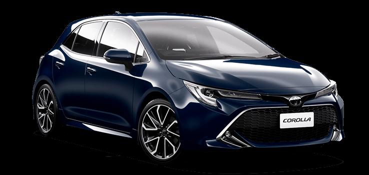 Toyota Corolla Size >> Corolla Hatch Zr Petrol Automatic
