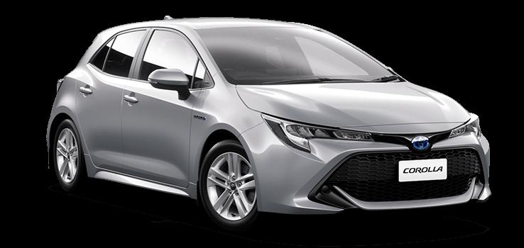 Corolla Hatch Hybrid Gx Automatic