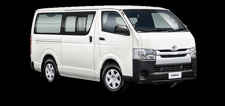 5b6b0f5559 Toyota Hiace ZL Glass Van - Toyota NZ