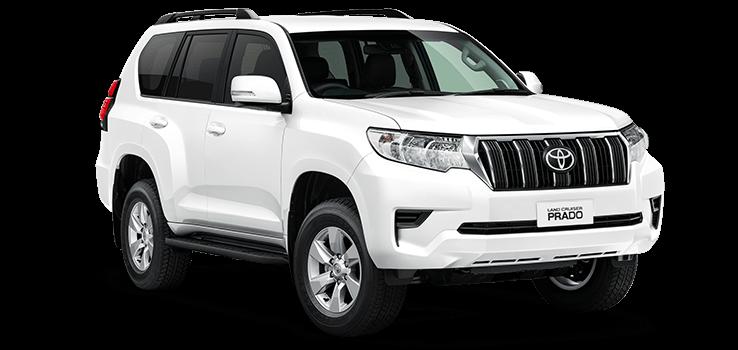 Toyota Land Cruiser Prado >> Toyota Land Cruiser Prado Gx