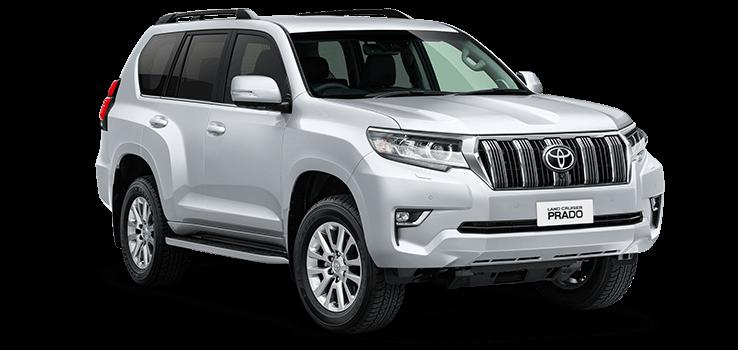 Toyota Land Cruiser Prado >> Toyota Land Cruiser Prado Vx