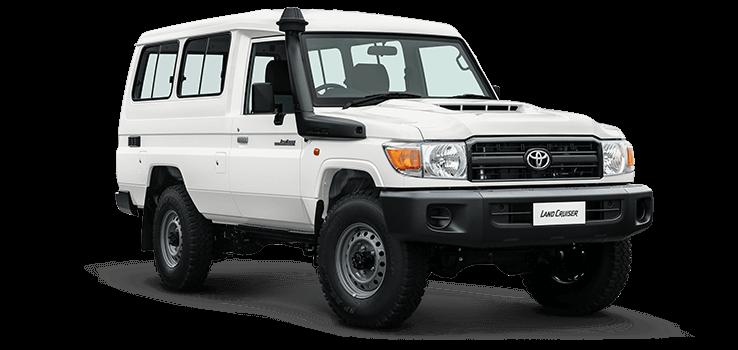 Toyota Land Cruiser 70 >> Toyota Land Cruiser 70 Lt Wagon 2 Seater