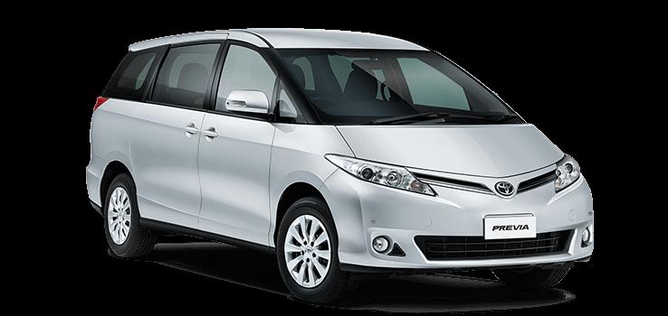 Toyota Previa Toyota Nz
