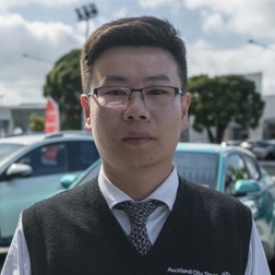 Tony Zhang Grey Lynn Used Vehicle Sales Consultant