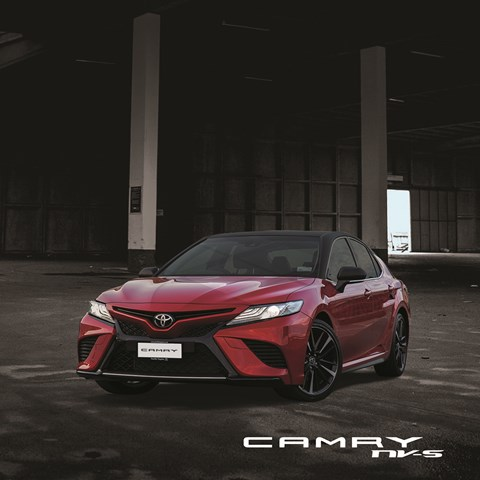 Limited Edition Camry NV-S Styling Package