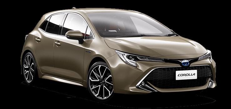 Corolla Hatch ZR Hybrid Automatic
