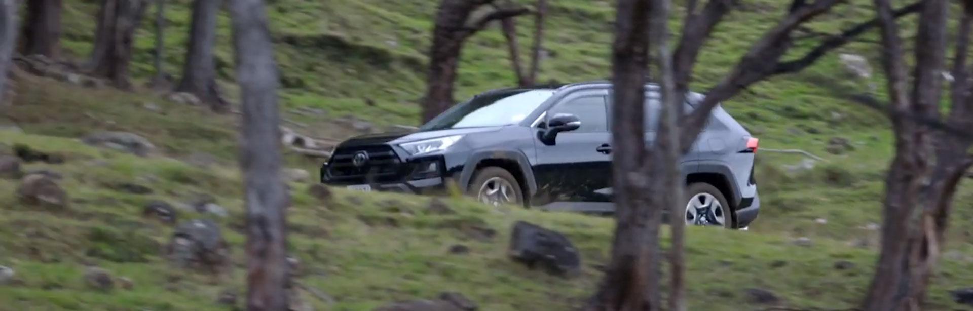 Toyota RAV4 - Toyota NZ