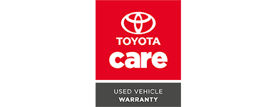 Toyota Care UV Warranty Red Logo 390x150