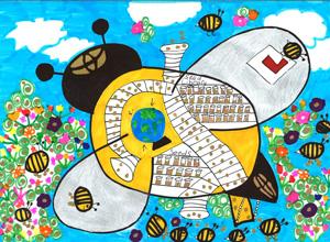Toyota Dream Car Art Contest Toyota Nz