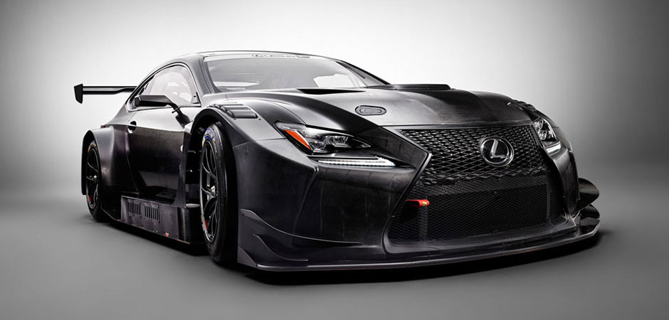 lexus expands motorsport involvement in 2017 toyota nz. Black Bedroom Furniture Sets. Home Design Ideas