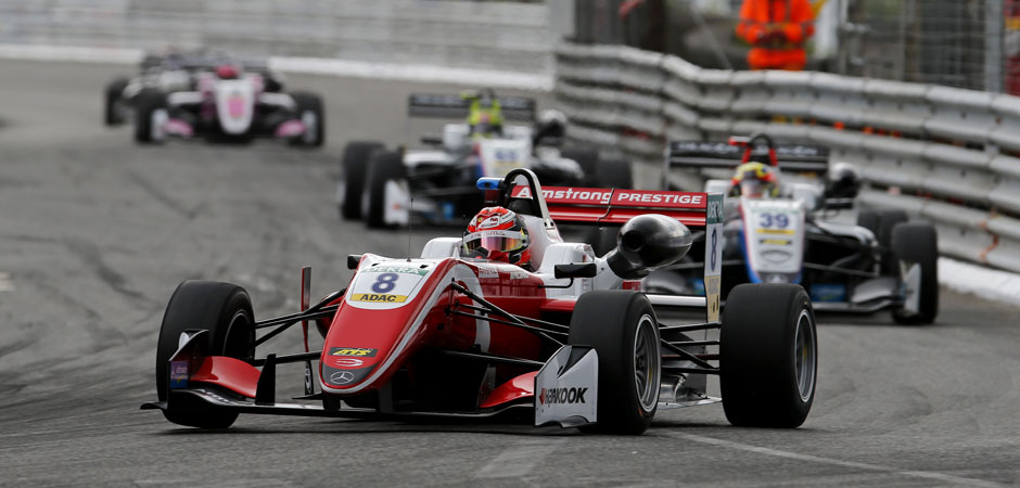 Strong Start For Armstrong In 2018 Formula Three Euro Toyota Nz