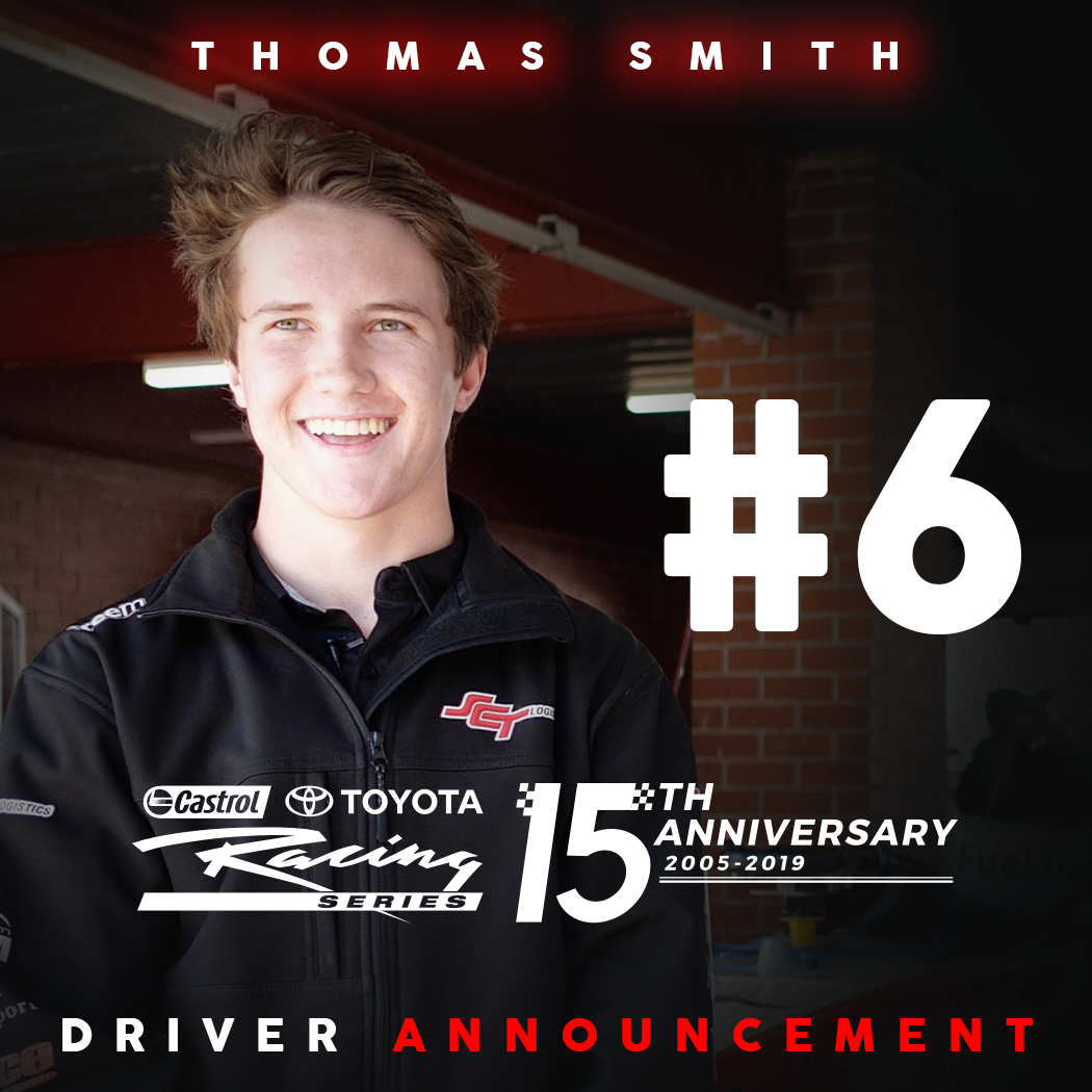 6th driver announcement TRS V2