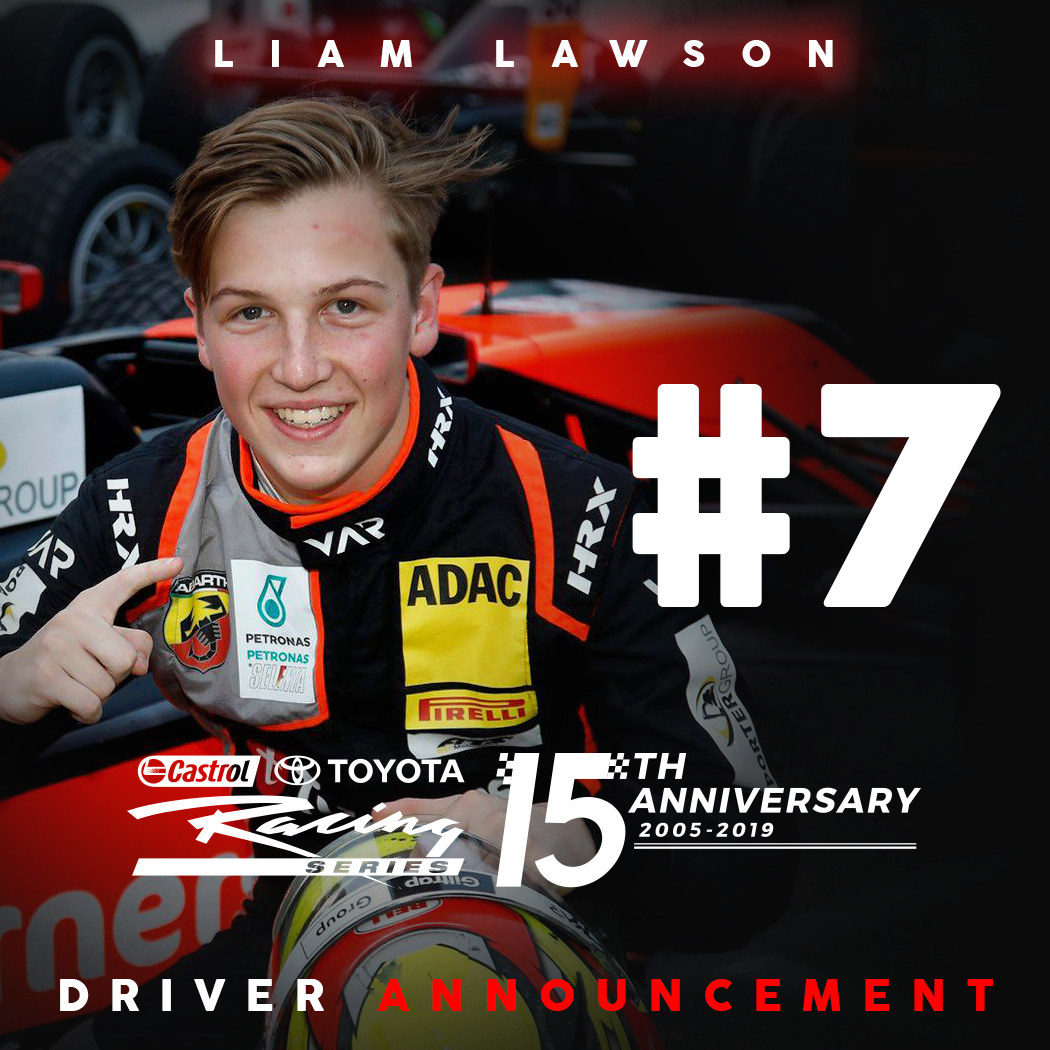 7th driver announcement TRS v2