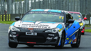 Tom Alexander leads the 2017-2018 Toyota 86 Racing Championship ARTICLE