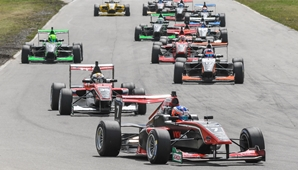 IMAGE - Drivers will battle for FIA points in future Toyota Racing Series_300