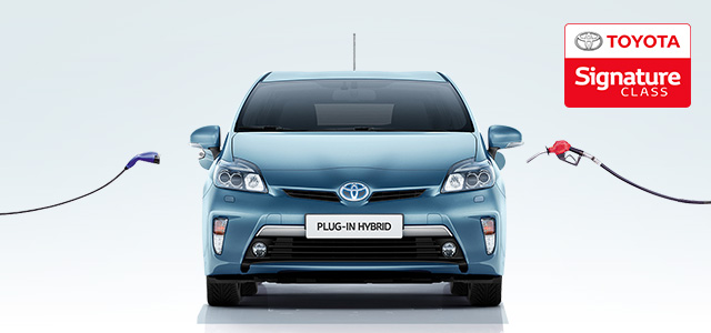 Prius Plug In Hero Mobile