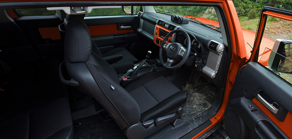 Toyota Fj Cruiser Accessories Uk