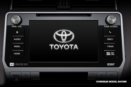 Features Toyota Nz